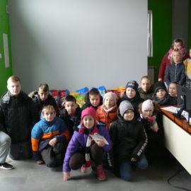 Odwiedziny wolontariuszy